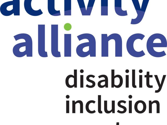 Activity Alliance Logo Strap RGB