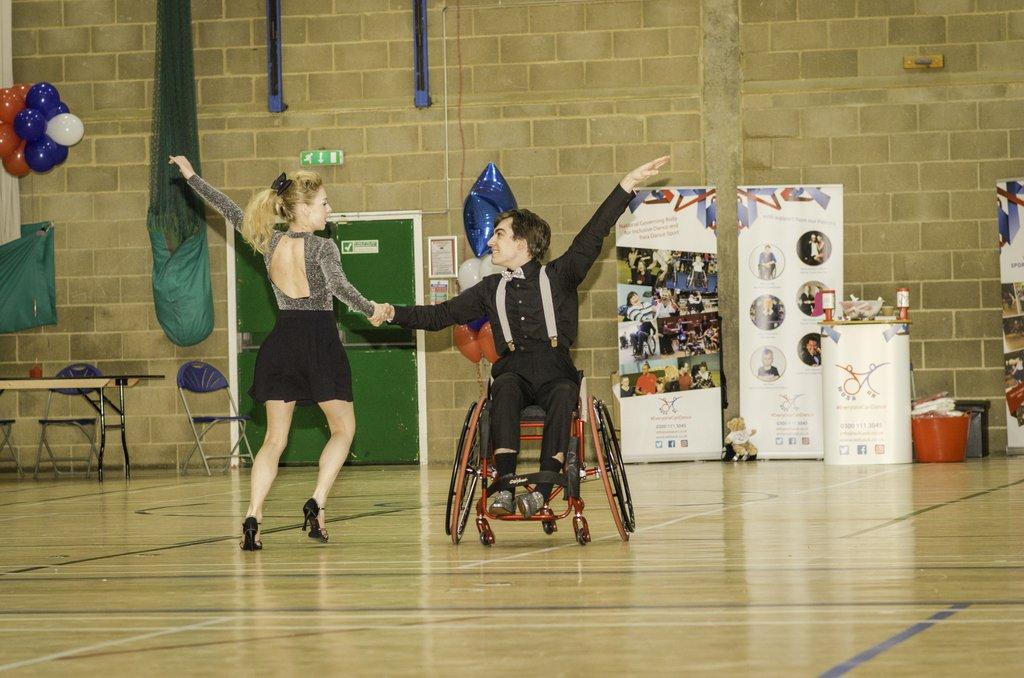 Para Dance UK UK National Dance Competition