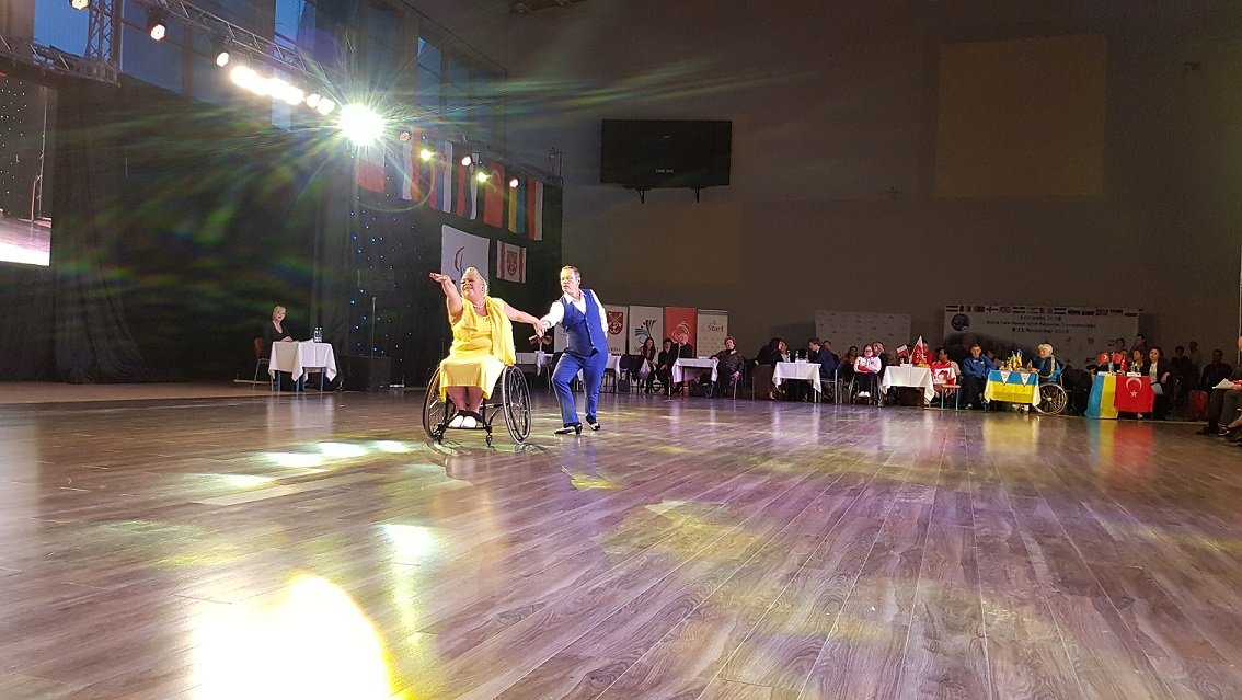 Para Dance- European Championships