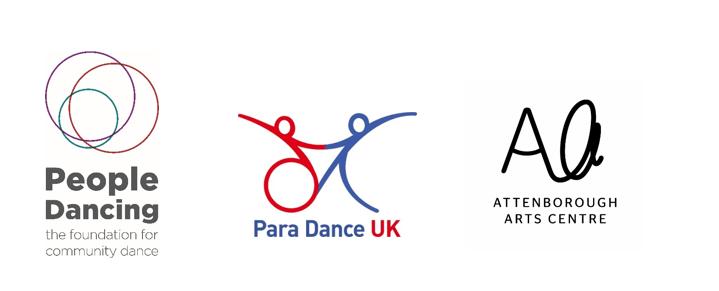 Para Dance UK and Attenborough Arts Centre 1