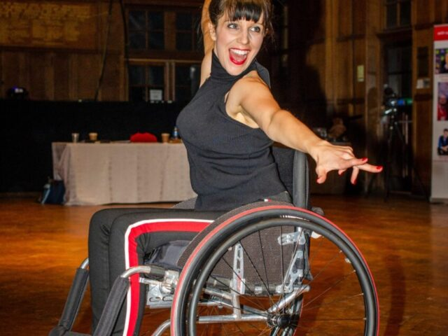 Para Dance UK- National Championships