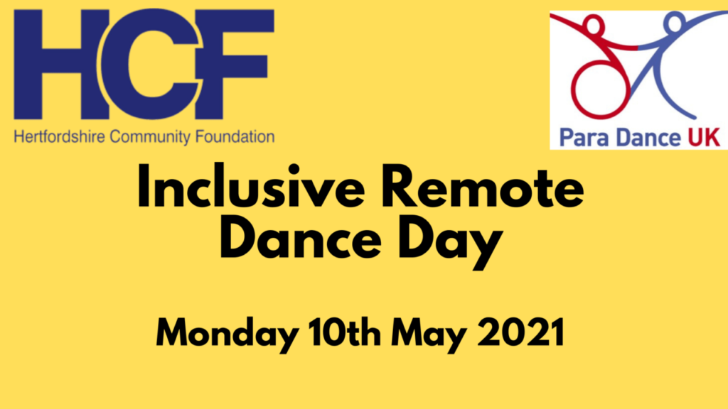 Inclusive Dance Day